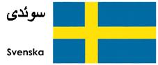 1103 - Svensk flagga